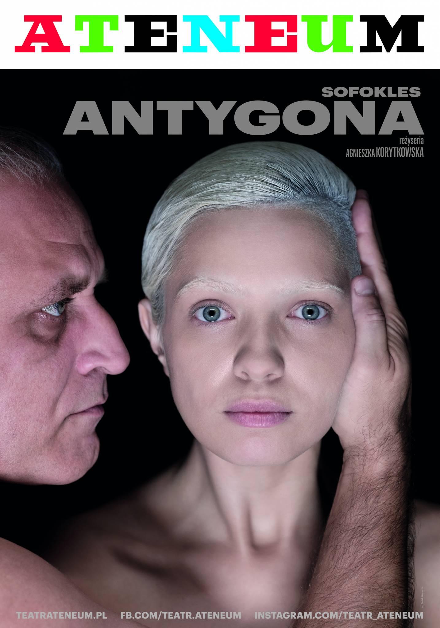 Teatr Ateneum w Warszawie: Antygona - mityczne Me too