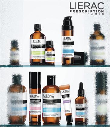 Nowa linia dermokosmetyków Lierac Prescription