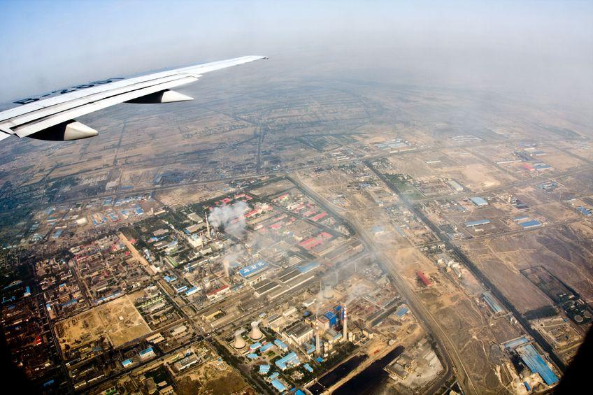 Zanieczyszczenie miast