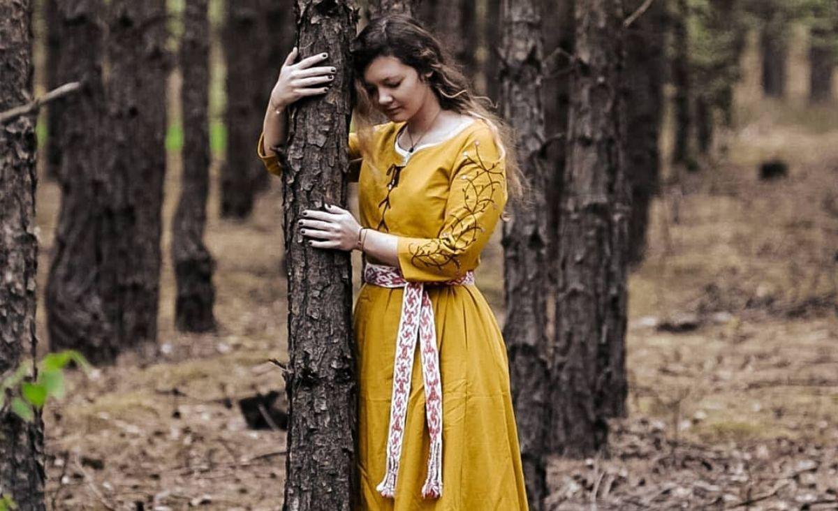 Moda na słowiańskość