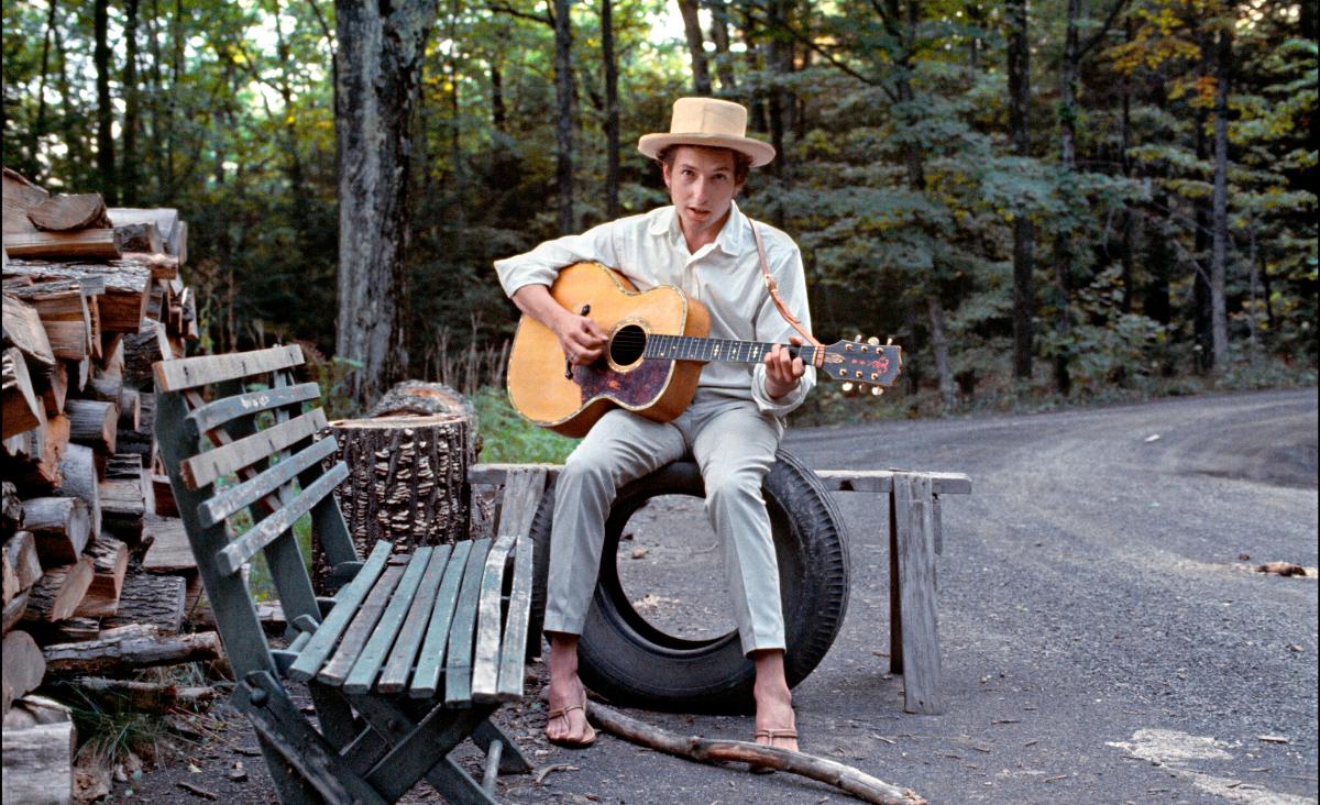 Bob Dylan prezentuje nowy album