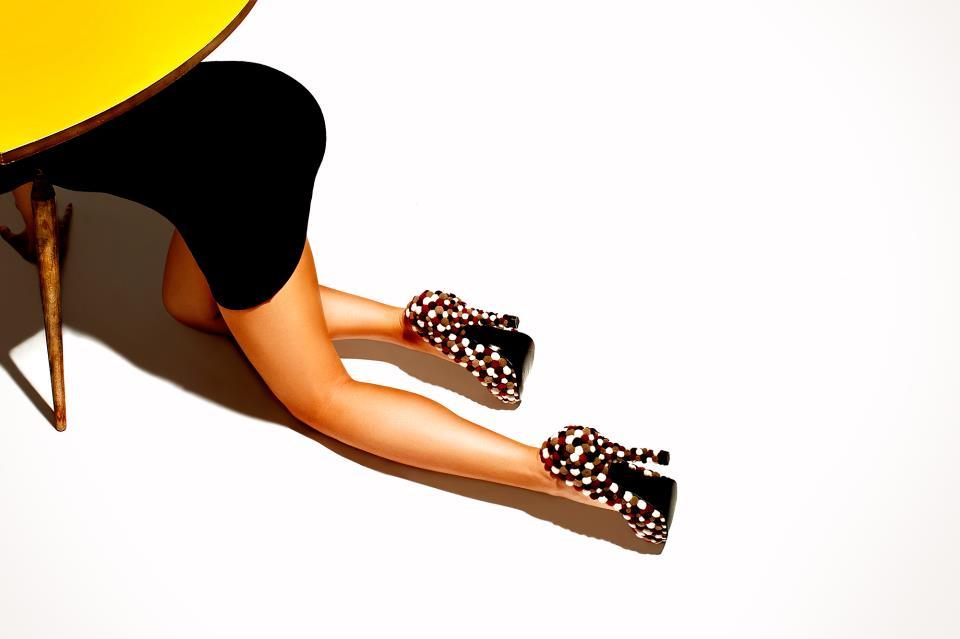 Bubble Shoes
