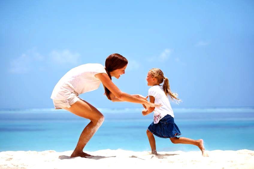 Panowanie nad emocjami przy dziecku