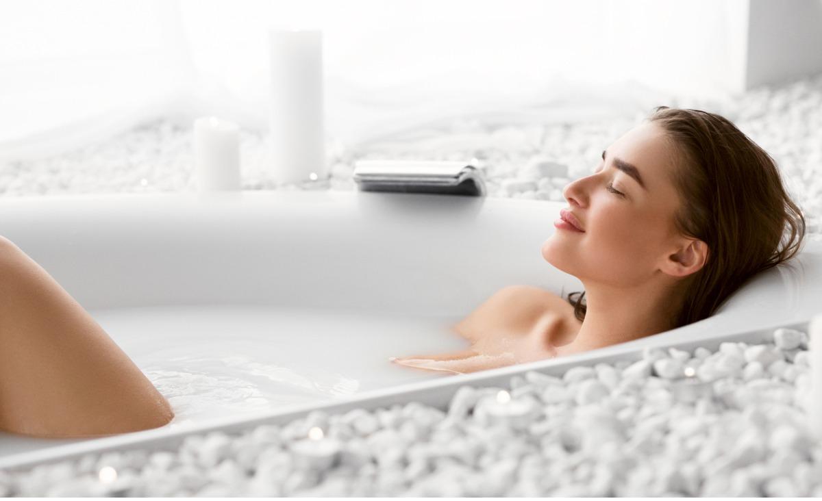 Detoksykująco-pielęgnacyjna kąpiel z solą himalajską Westlab