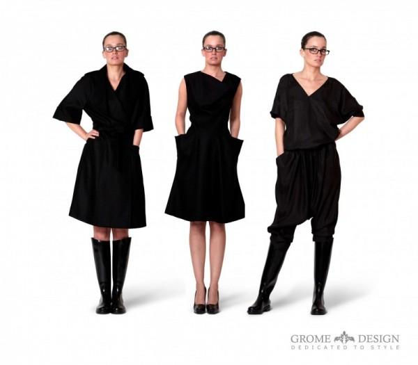 Kolekcja pęłna minimalizmu