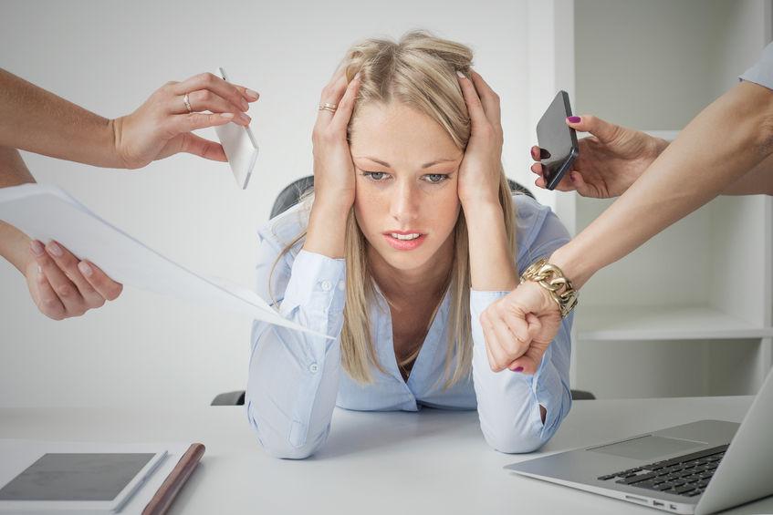Jak uniknąć wypalenia w pracy?