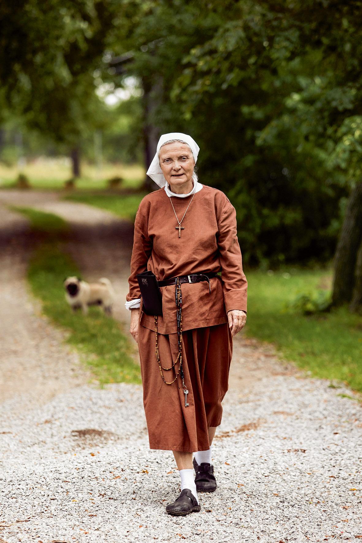 Siostra Małgorzata Chmielewska o życiu i swoim zgromadzeniu