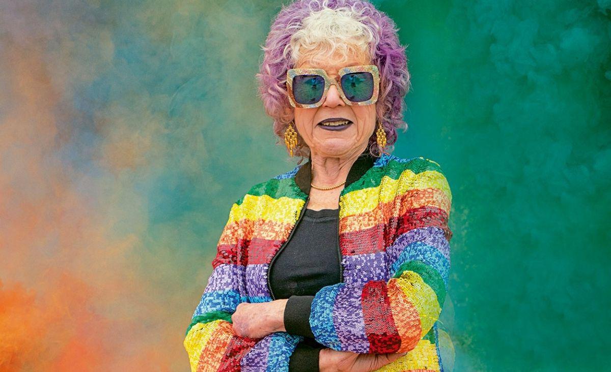 Dołącz do Judy - legenda sztuki feministycznej tworzy w sieci