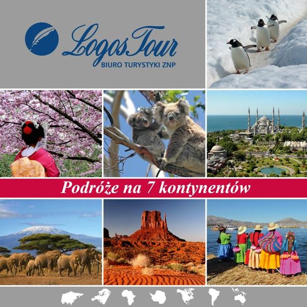 Podróże na 7 kontynentów z LogosTour