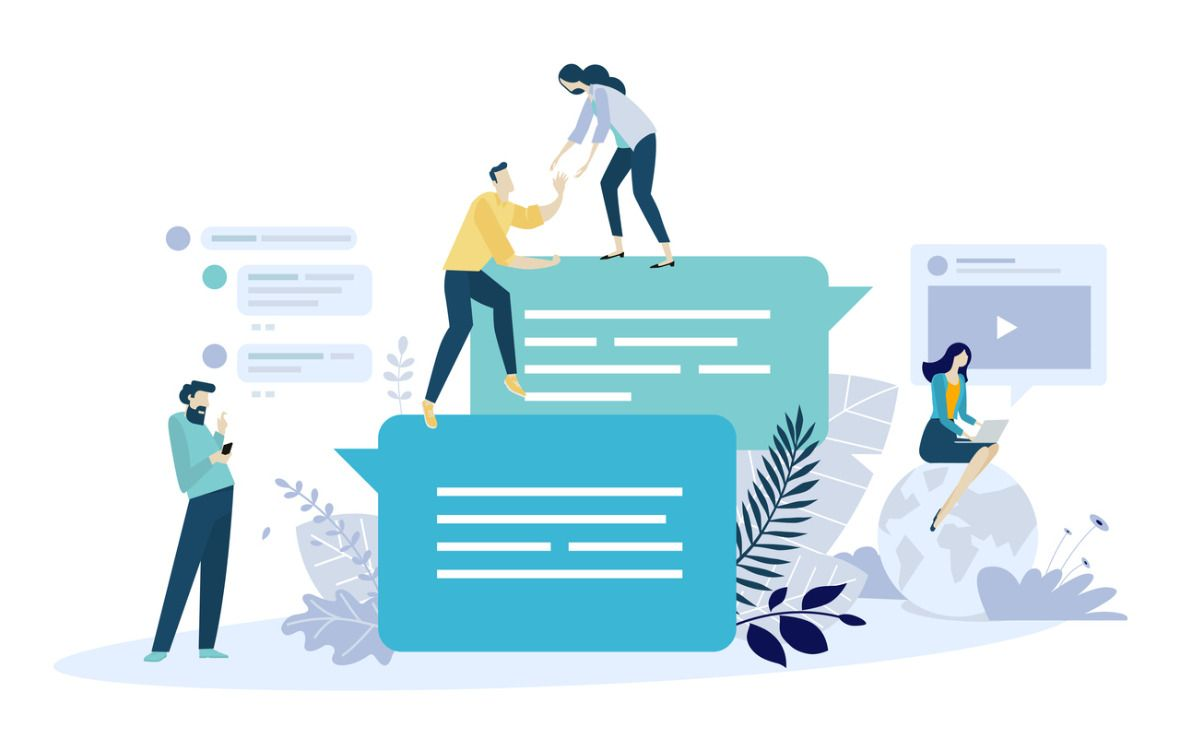 Media społecznościowe stają się jednym z podstawowych narzędzi rekrutacyjnych (Fot. iStock)