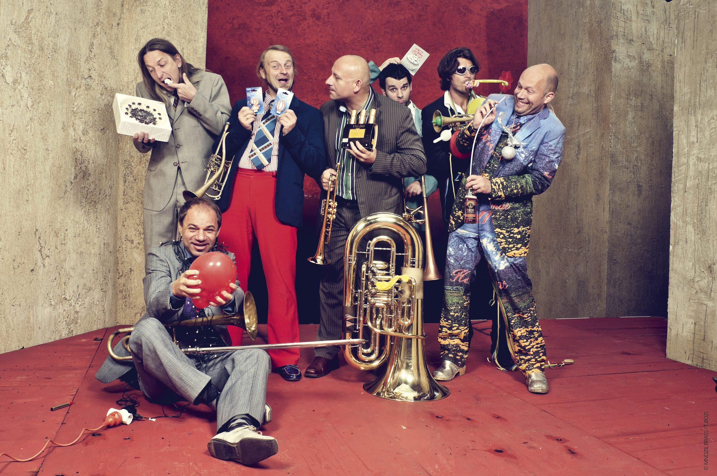 Utwór tygodnia Młodej Polskiej Filharmonii:Mnozil Brass – Lonley Boy