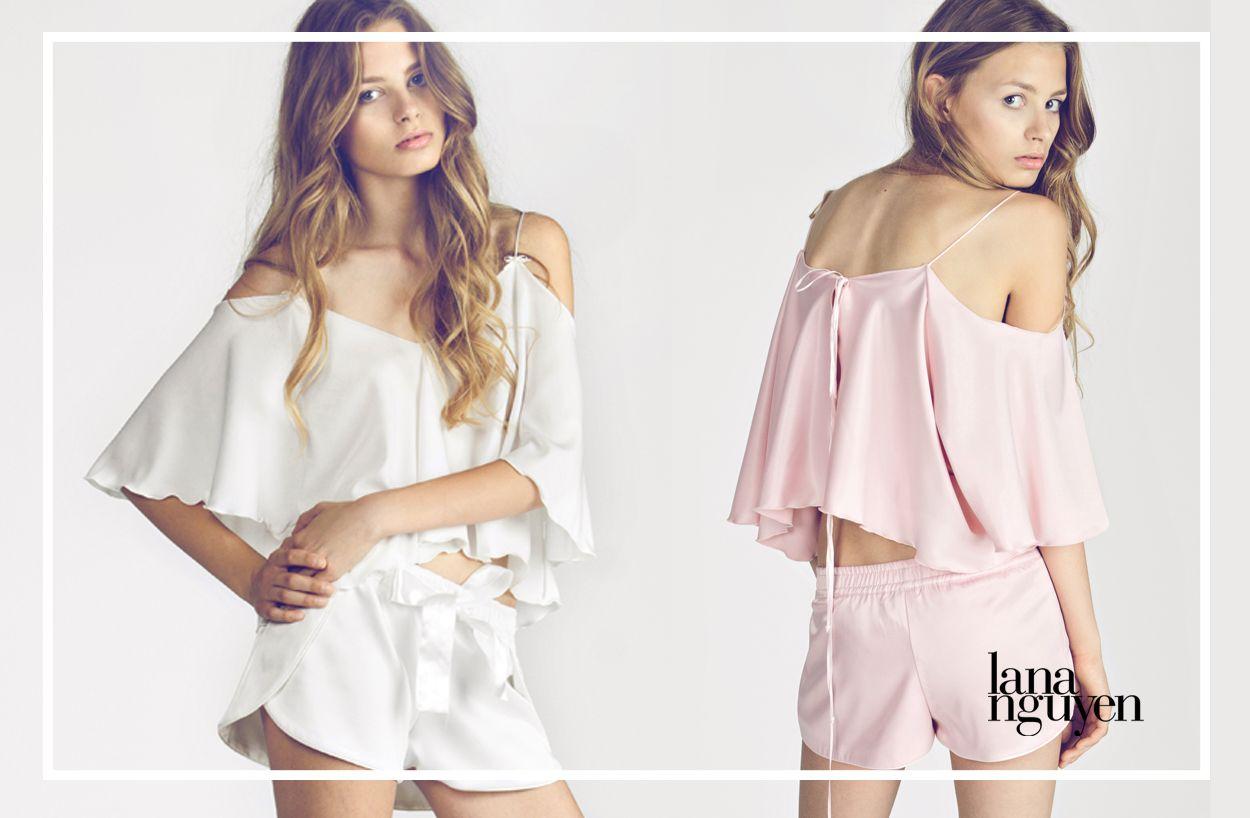 Lana Nguyen: Piżamowa moda na upały