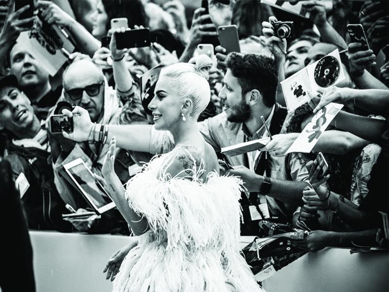 Lady Gaga: Drugie Narodziny gwiazdy