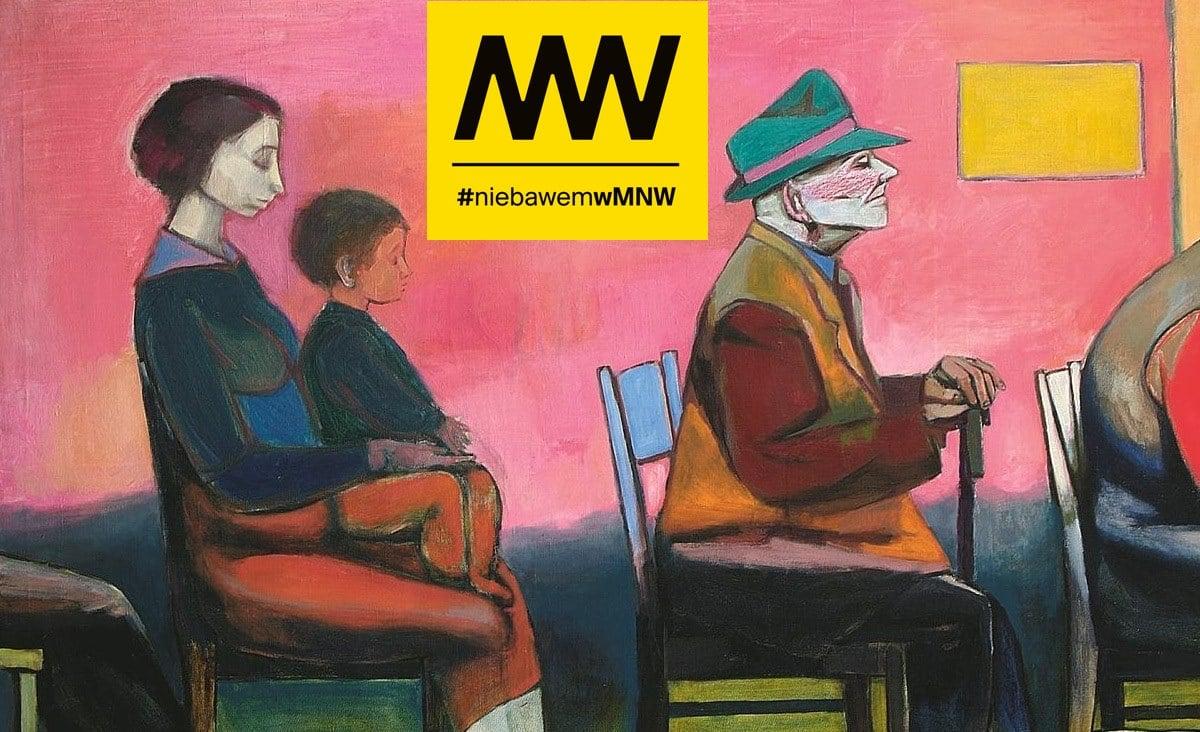 Spotkajmy się #niebawemwMNW - cykl atrakcji on-line w Muzeum Narodowym w Warszawie