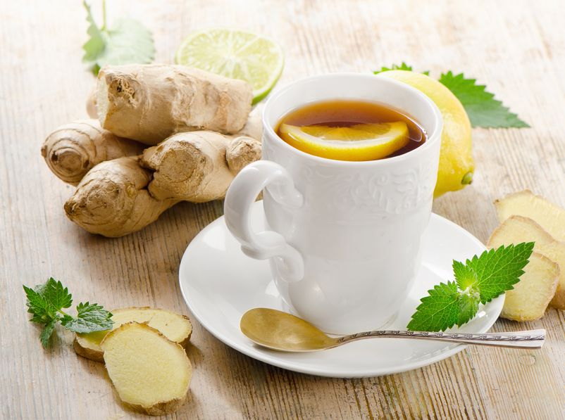 Herbata na jesień