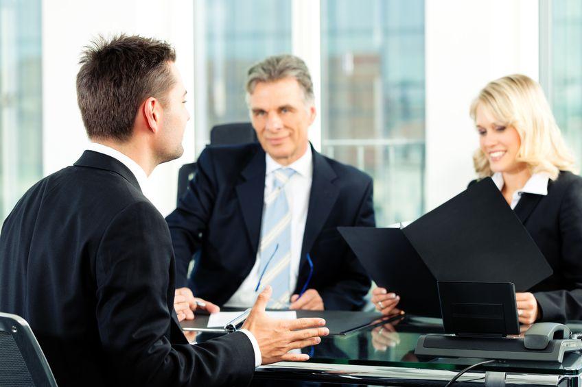 Lęk u mężczyzn przed rozmową kwalifikacyjną