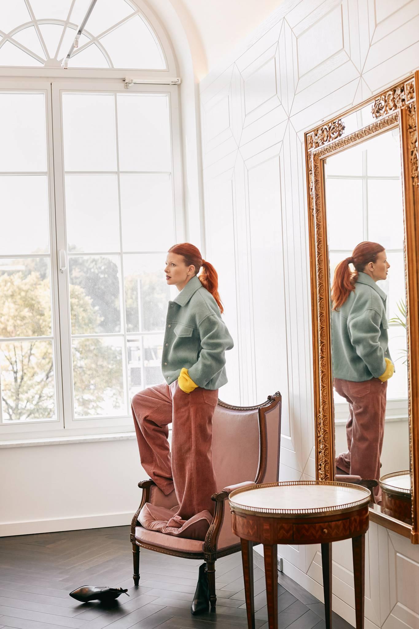 Karolina Gruszka - odrobina normalności