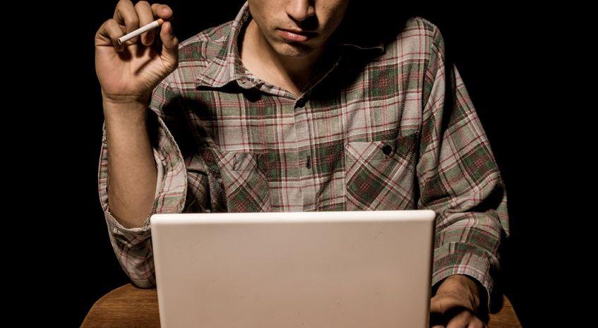 Uzależnienie od pornografii w internecie