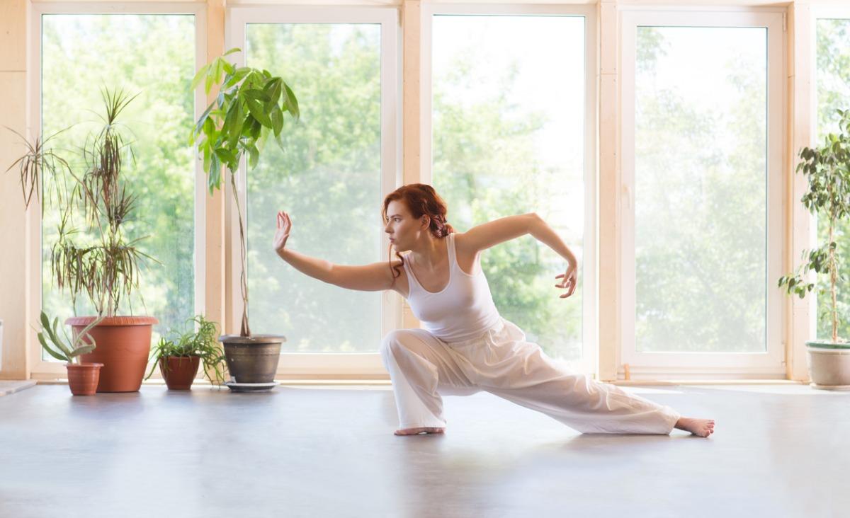 Qigong, czyli zestaw spokojnych ćwiczeń do codziennego stosowania