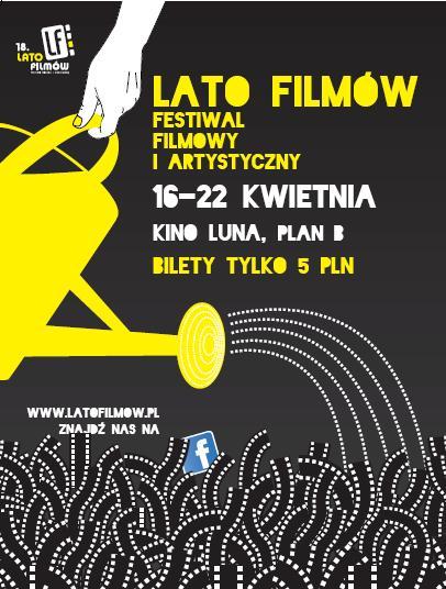 Lato Filmów w kinie Luna już w ten weekend