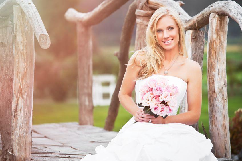 Zabiegi na dzień przed ślubem