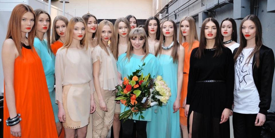 Pokaz RINA COSSACK na Warsaw Fashion Weekend