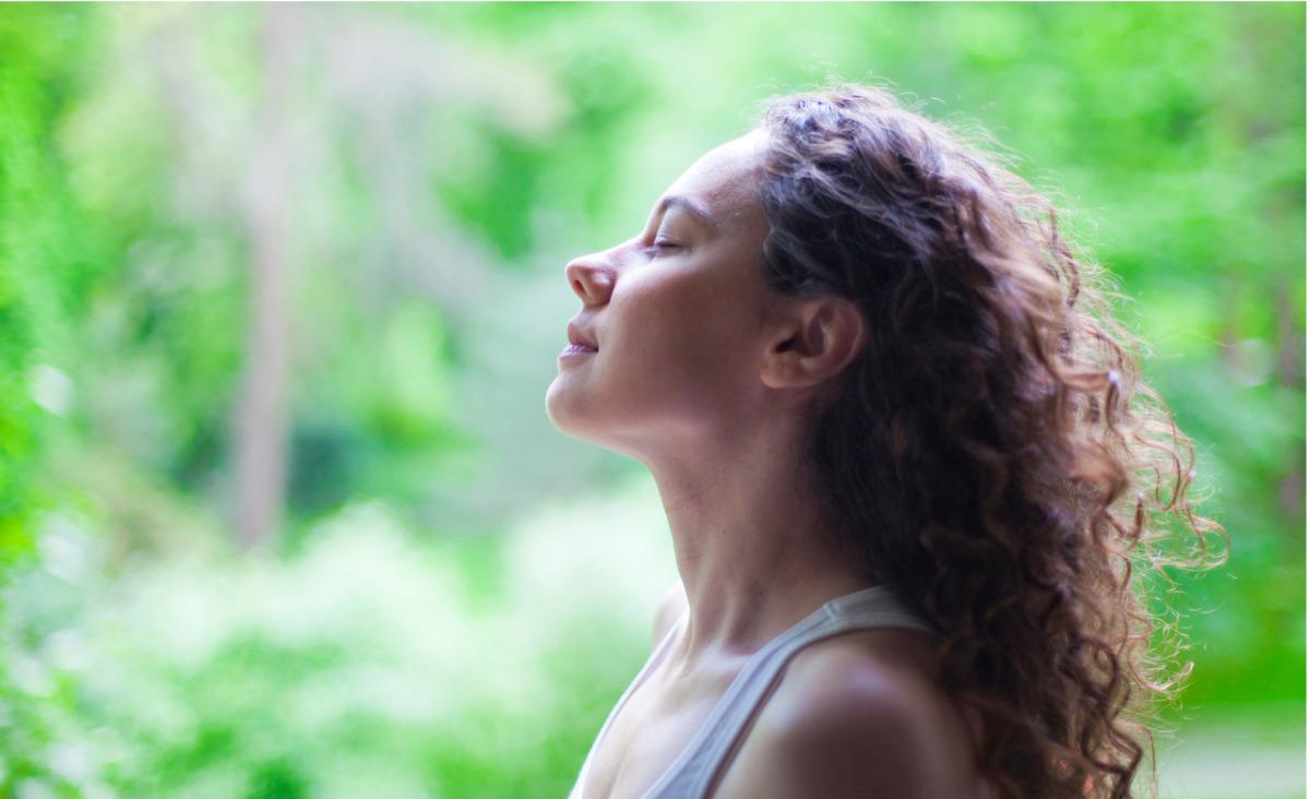Zdolność głębokiego oddychania