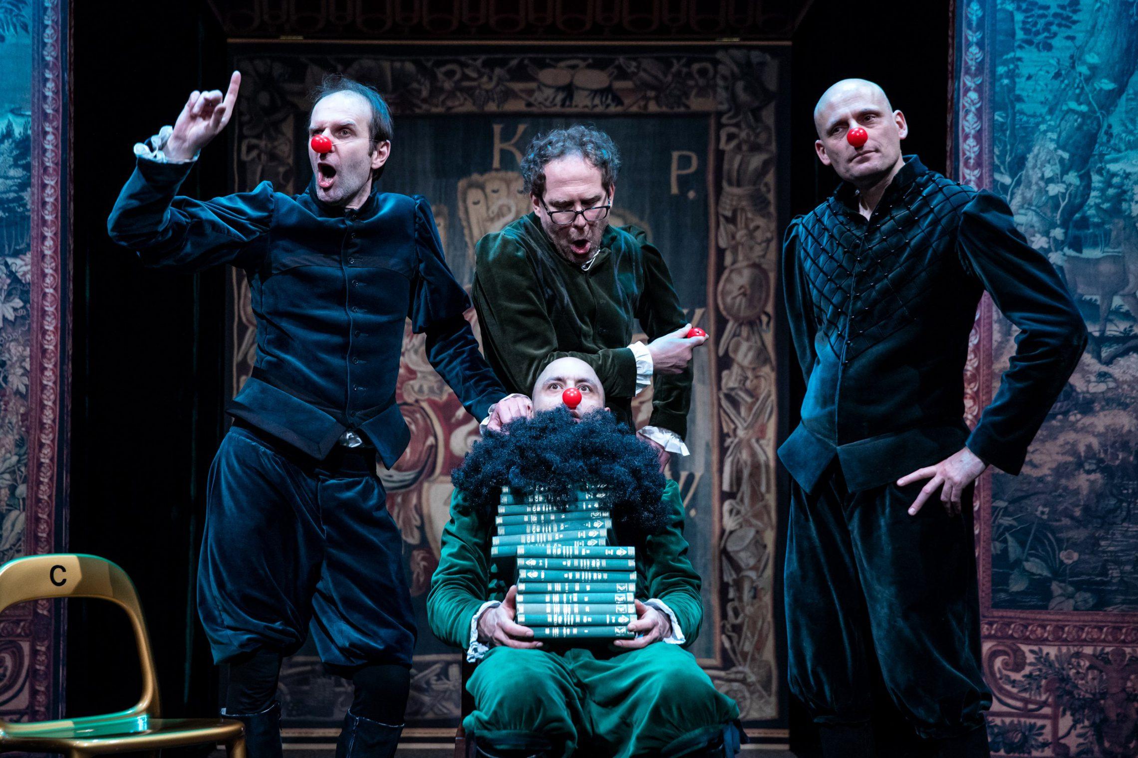 Teatr Montownia gra dzieła Szekspira... w godzinę