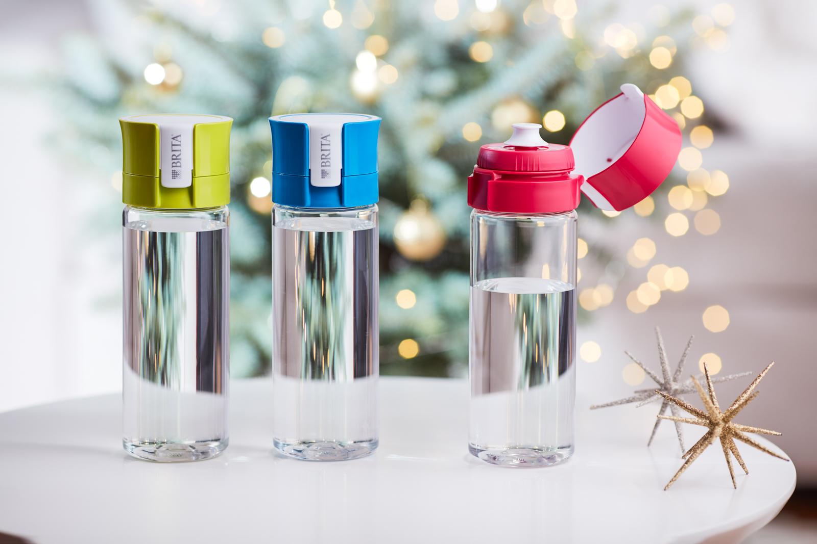 Świąteczny duet- czysta woda i znakomity design