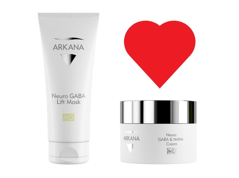 Pokochaj swoje ciało z marką ARKANA – nie tylko z okazji Walentynek! [wyniki konkursu]