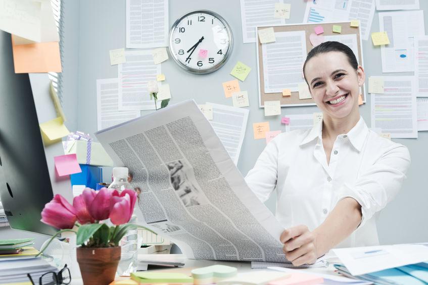 Najczęstsze pożeracze czasu w pracy