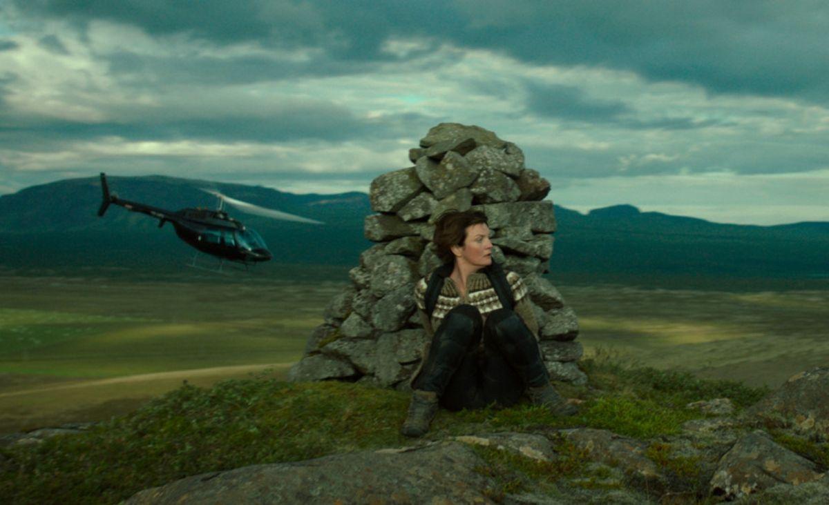 """Kadr z filmu """"Kobieta idzie na wojnę"""" (materiały prasowe)"""
