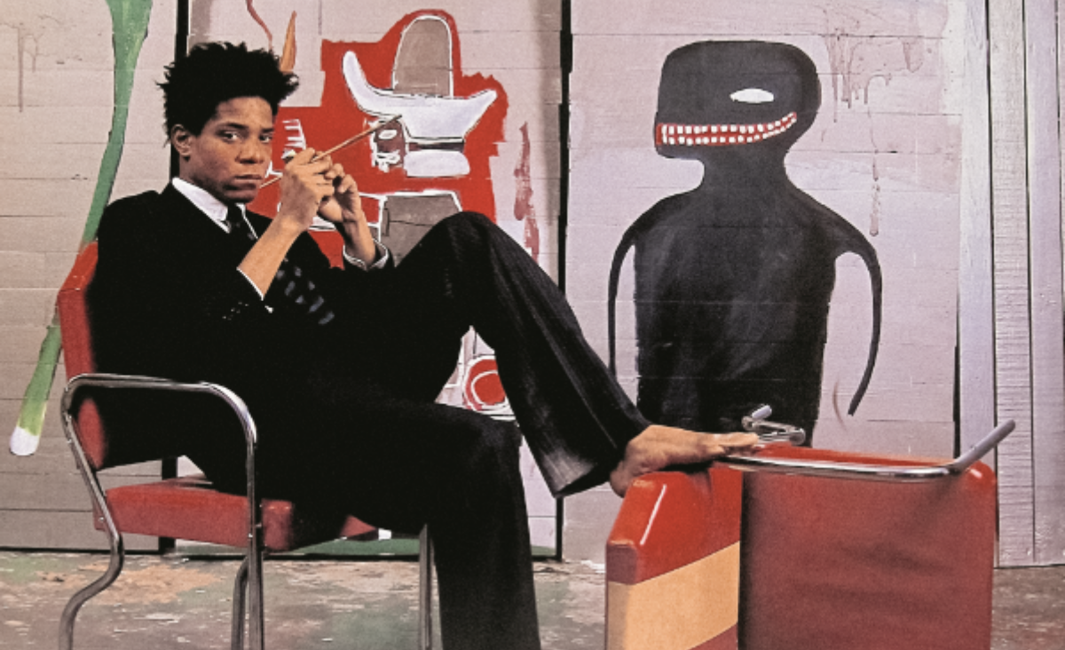 Jean-Michel Basquiat. Alternatywa Boga