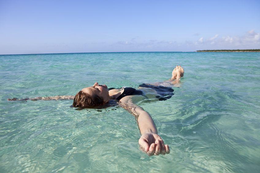 Floating - sposób na stres