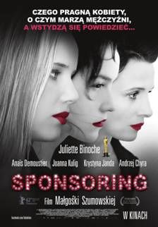 "Jest już oficjalna strona internetowa filmu ""Sponsoring""."