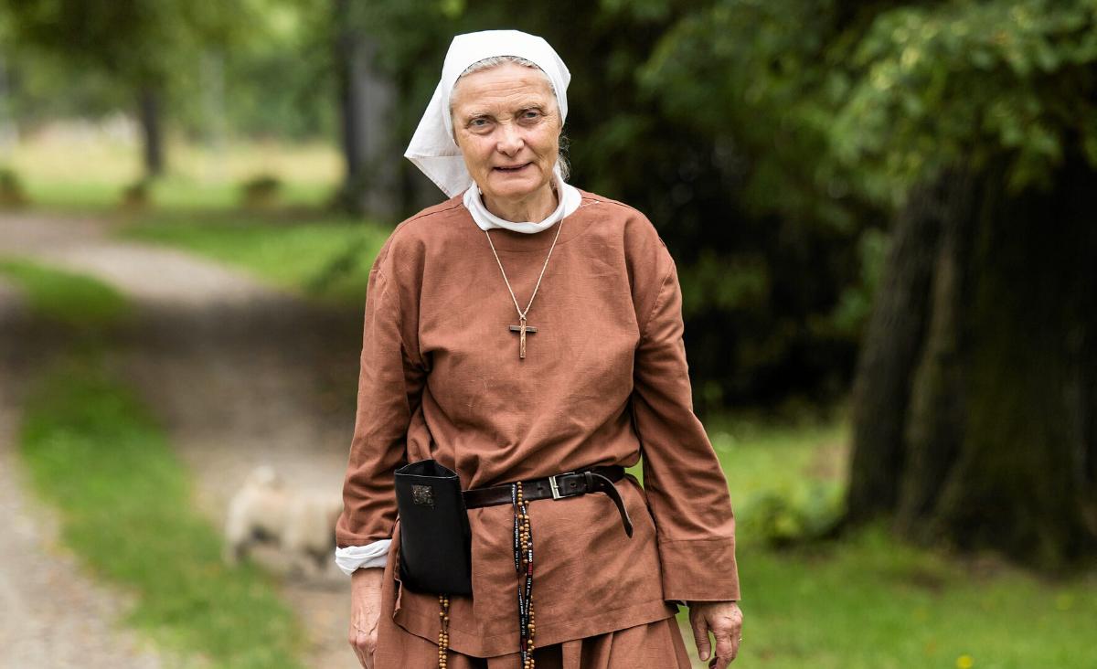 Siostra Małgorzata Chmielewska o swojej misji