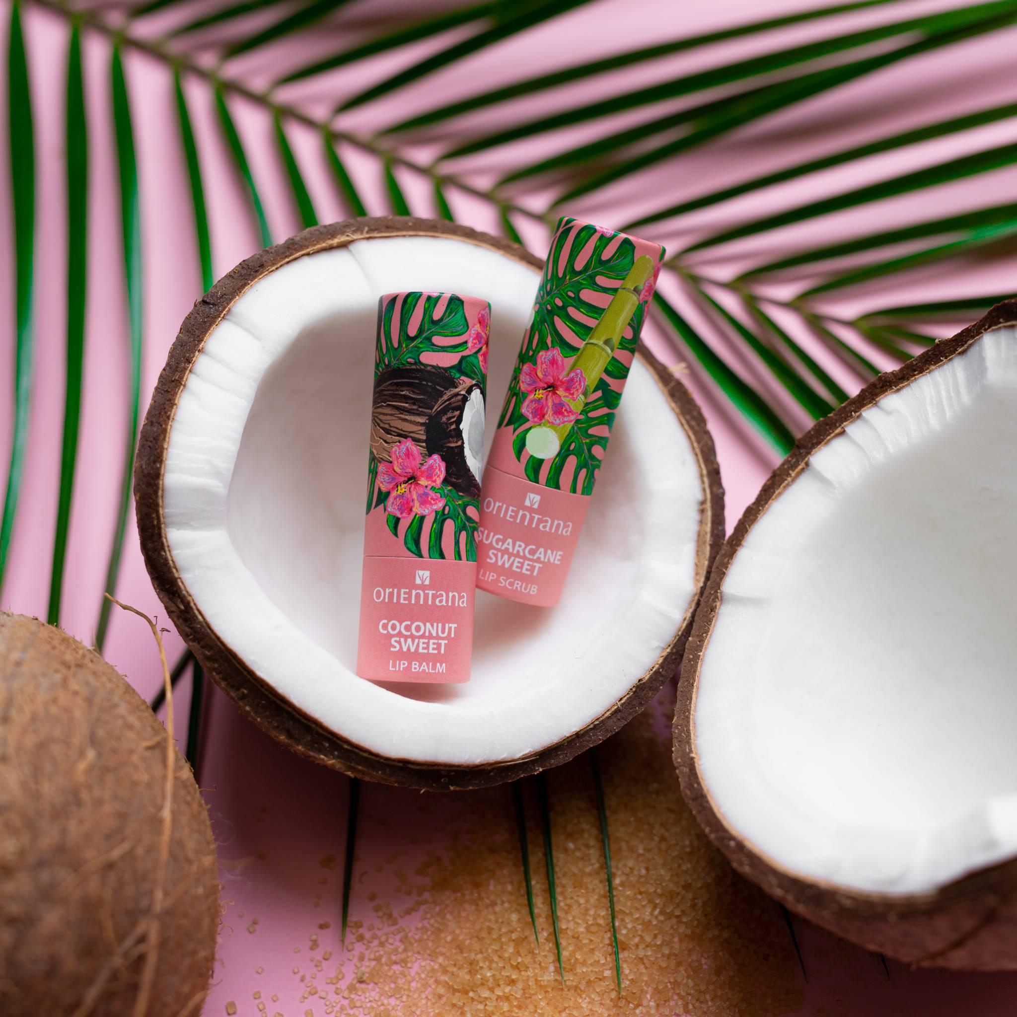 Peeling i balsam - wyjątkowy zestaw do naturalnej pielęgnacji ust