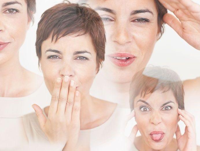 Siedem twarzy kobiety