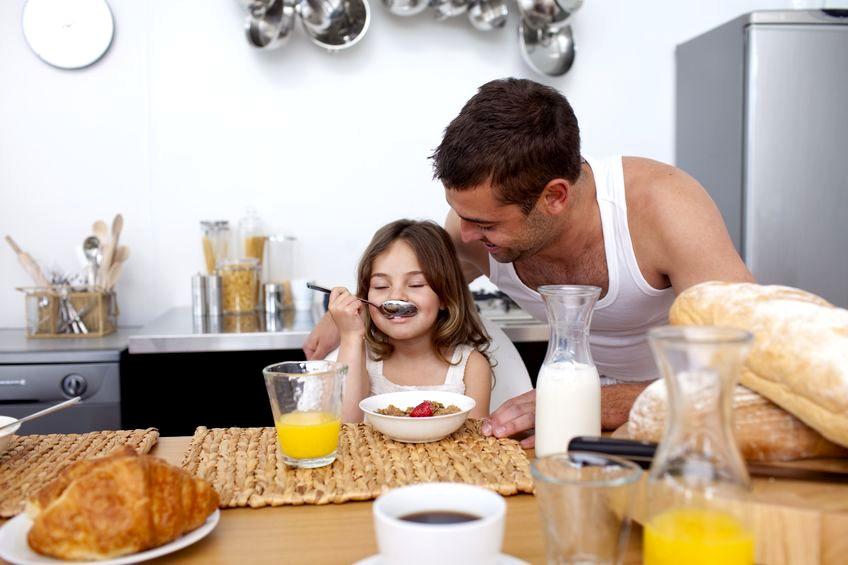 Miłość ojcowska wspomaga rozwój dziecka