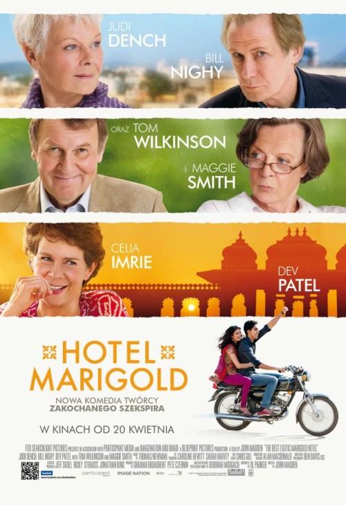 "Niepokorni emeryci w ""Hotelu Marigold"""