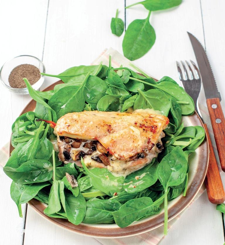 Przepisy na dietetyczne dania z kurczakiem