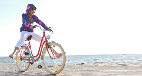 Jak wybrać rower dla kobiety?