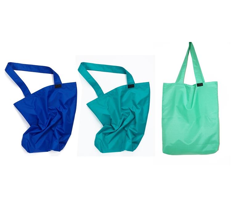 bagasz niebieskie