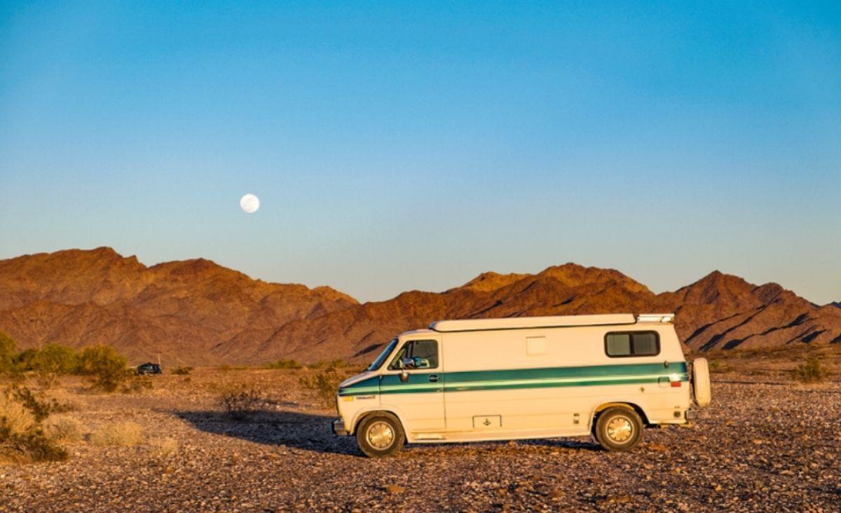 Nomadland - jak żyją koczownicy XXI wieku