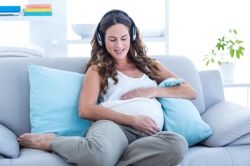 Muzykoterapia dla kobiet w ciąży w Operze Krakowskiej