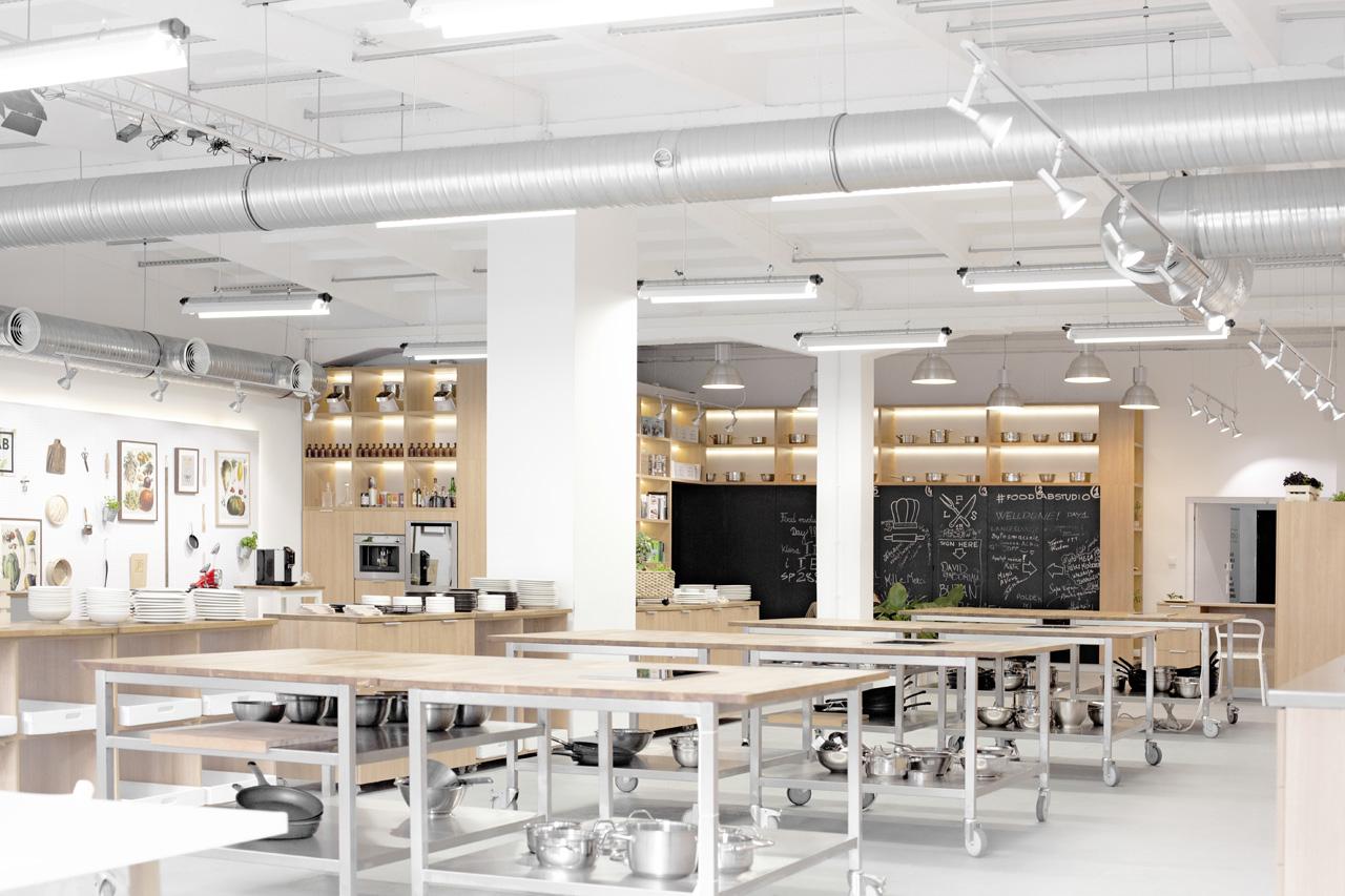 Food Lab Studio 1