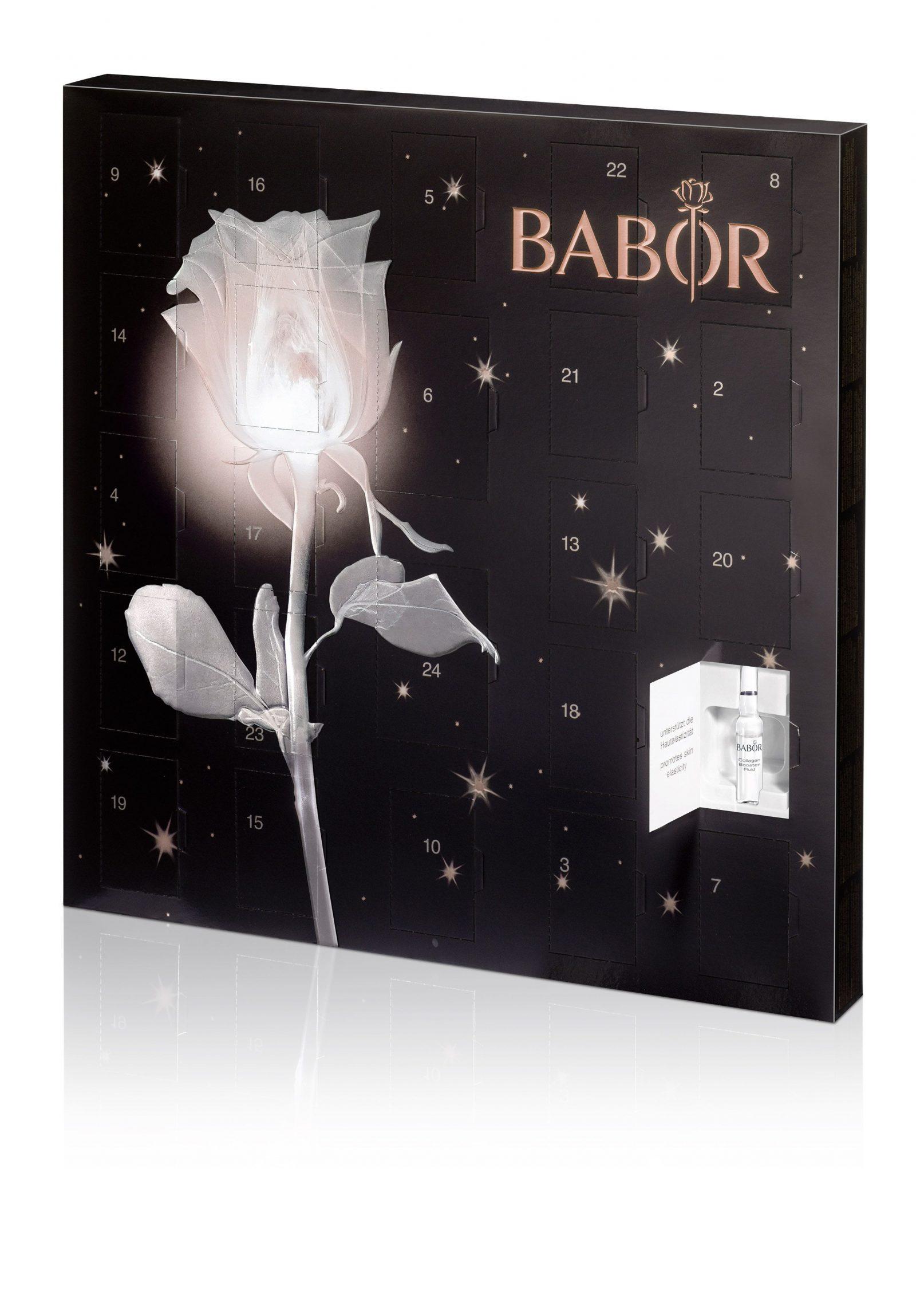 Kalendarz adwentowy BABORa - święta jeszcze nigdy nie były tak piękne…
