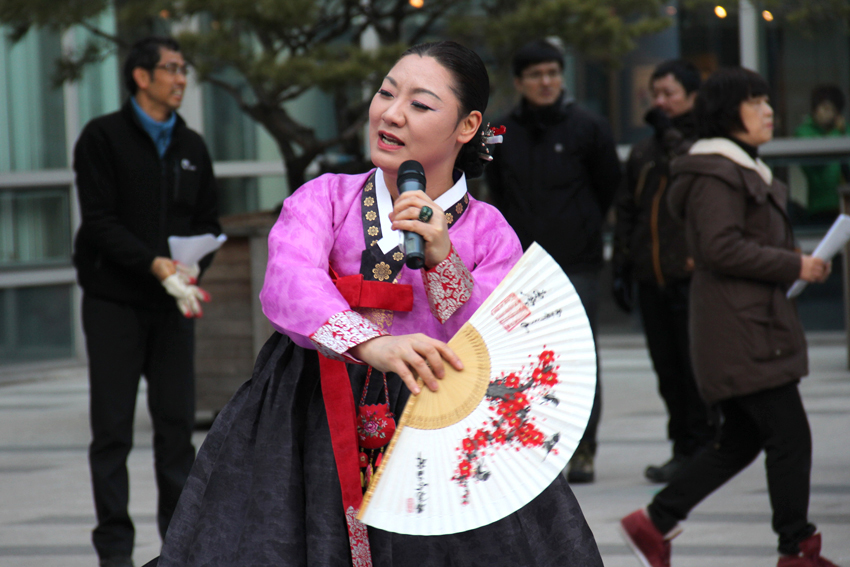 Karolina Breguła: Seul