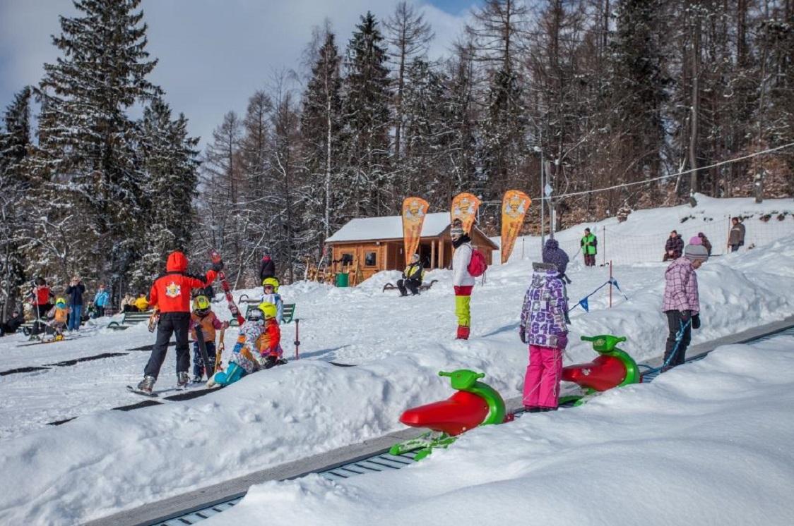 Gdzie nauczysz dziecko jazdy na nartach?