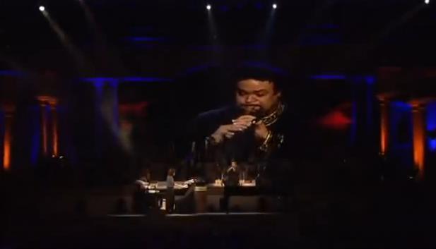 Utwór tygodnia Młodej Polskiej Filharmonii: Armeński duduk na Yianni Live w Las Vegas